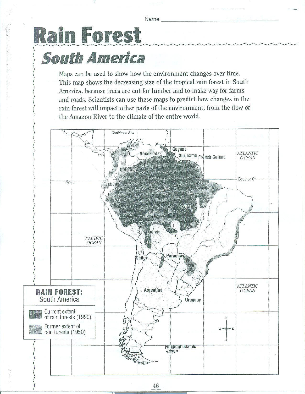 worksheet Rainforest Layers Worksheet rainforest layers worksheet abitlikethis of the amazon packet page 3 and 4